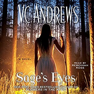 Sage's Eyes audiobook cover art