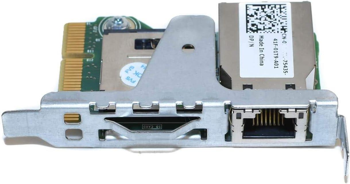 Dell iDRAC7 Express Classic no License Remote 81RK6 Card 2827M Access store
