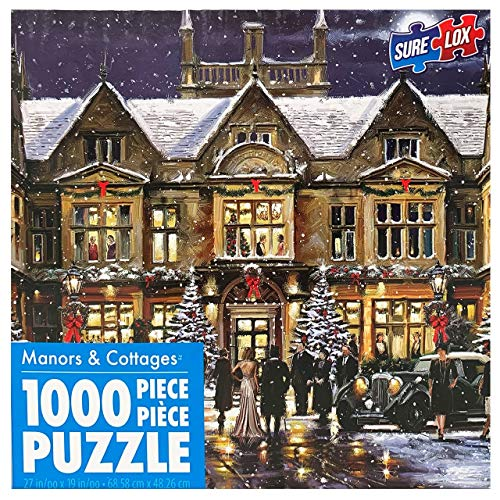 Winter Memories Cardinals Sure-Lox Touch of Frost 500 Piece Jigsaw Puzzle