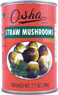 Osha Straw Mushroom Red 425g