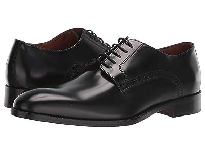 Massimo Matteo Veneto Blucher (Black Veneto Leather) Men