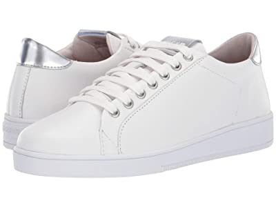 Blackstone Low Sneaker RL90 (Silver) Women