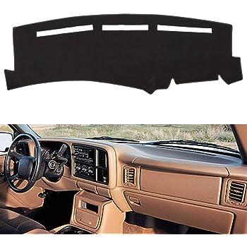 DashMat Original Dashboard Cover Chevrolet Caprice//Impala Premium Carpet, Dash Blue