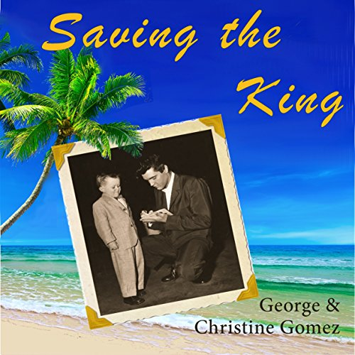 Saving the King audiobook cover art