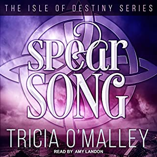 Spear Song audiobook cover art