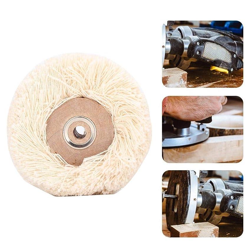 理想的には変更パドル研磨ヘッド 回転工具 研磨ドリルグラインダーホイールブラシジュエリー研磨工具(M)