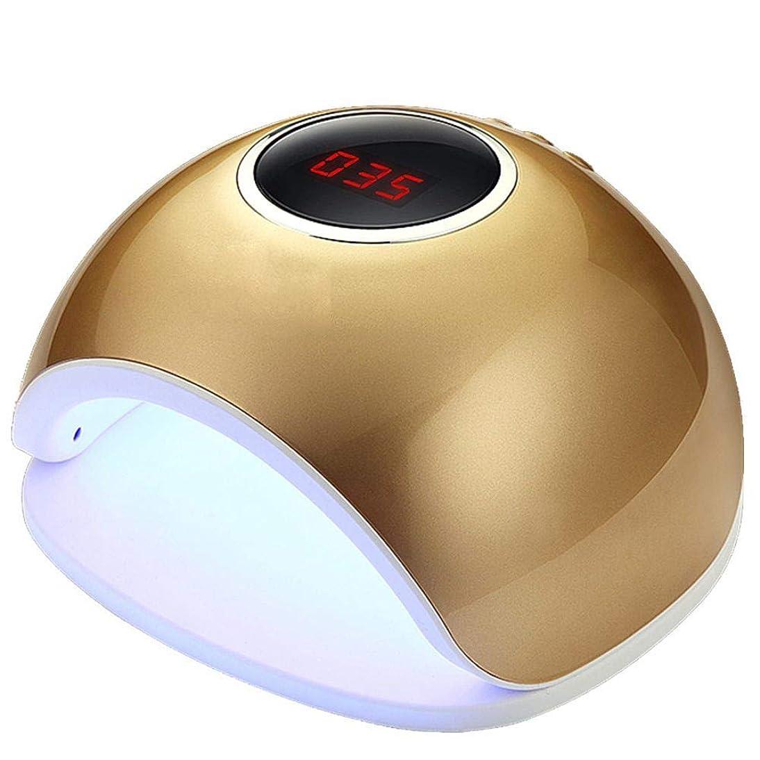 抽出系統的浮くマニキュアペディキュアスマート赤外線センシング、絵としての色のためのすべてのジェルネイルポリッシュサンライトランプを乾燥させるネイルドライヤー72Wを乾燥させるネイルドライヤーLED UVランプ