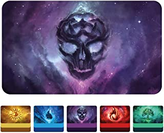Paramint Swamp Ethereal Mana - MTG Playmat - Perfect for Magic The Gathering, Pokemon, YuGiOh, Anime - TCG Card Game Table...