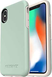 OtterBox Symmetry Series Case for iPhone Xs & iPhone X - Non-Retail Packaging - Muted Waters