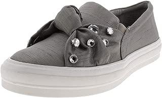 Womens 8 Orenda Jeweled Slip On Fashion Loafers