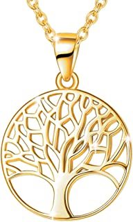 Best silver tree of life pendant Reviews