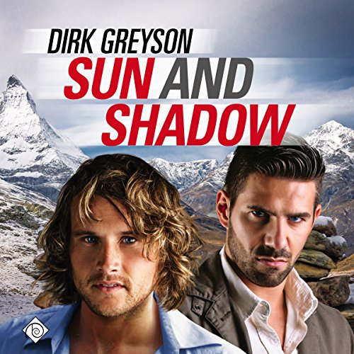 Sun and Shadow audiobook cover art
