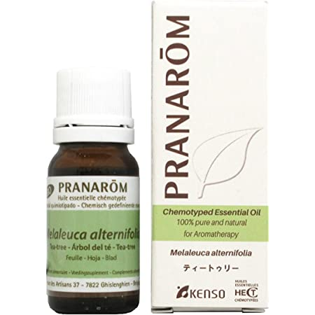 プラナロム ティートゥリー 10ml (PRANAROM ケモタイプ精油)