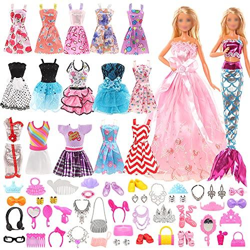 Miunana 55 Clothes Accessories J...