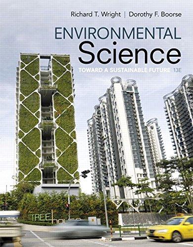 Environmental Science: Toward A Sustainable Future Plus Mastering Environmental Science with Pearson eText -- Access Car