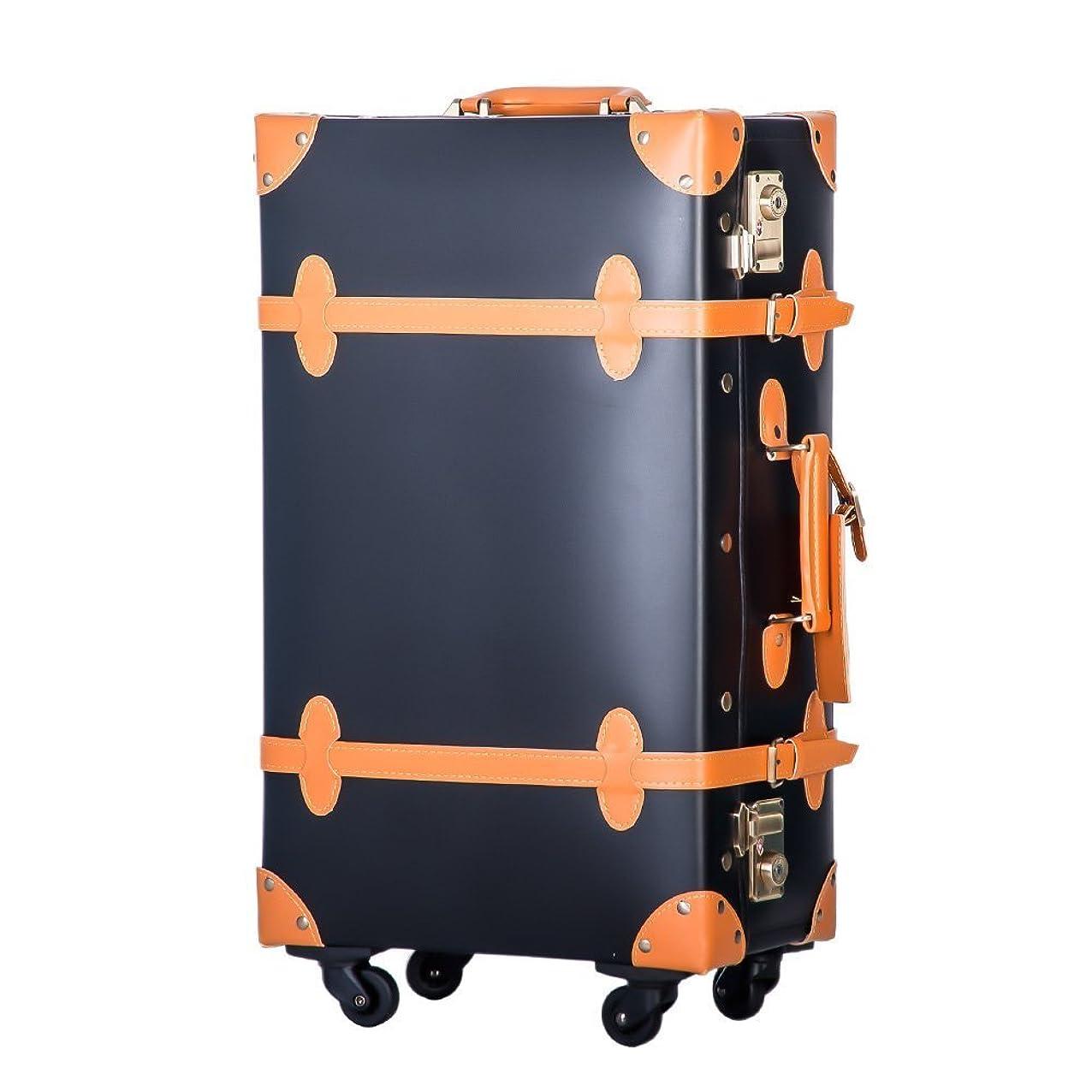 禁止する施し立場Travelhouse トランクケース スーツケース キャリーバッグ SSサイズ機内持ち込み可 復古主義 おしゃれ 可愛い 5色4サイズ