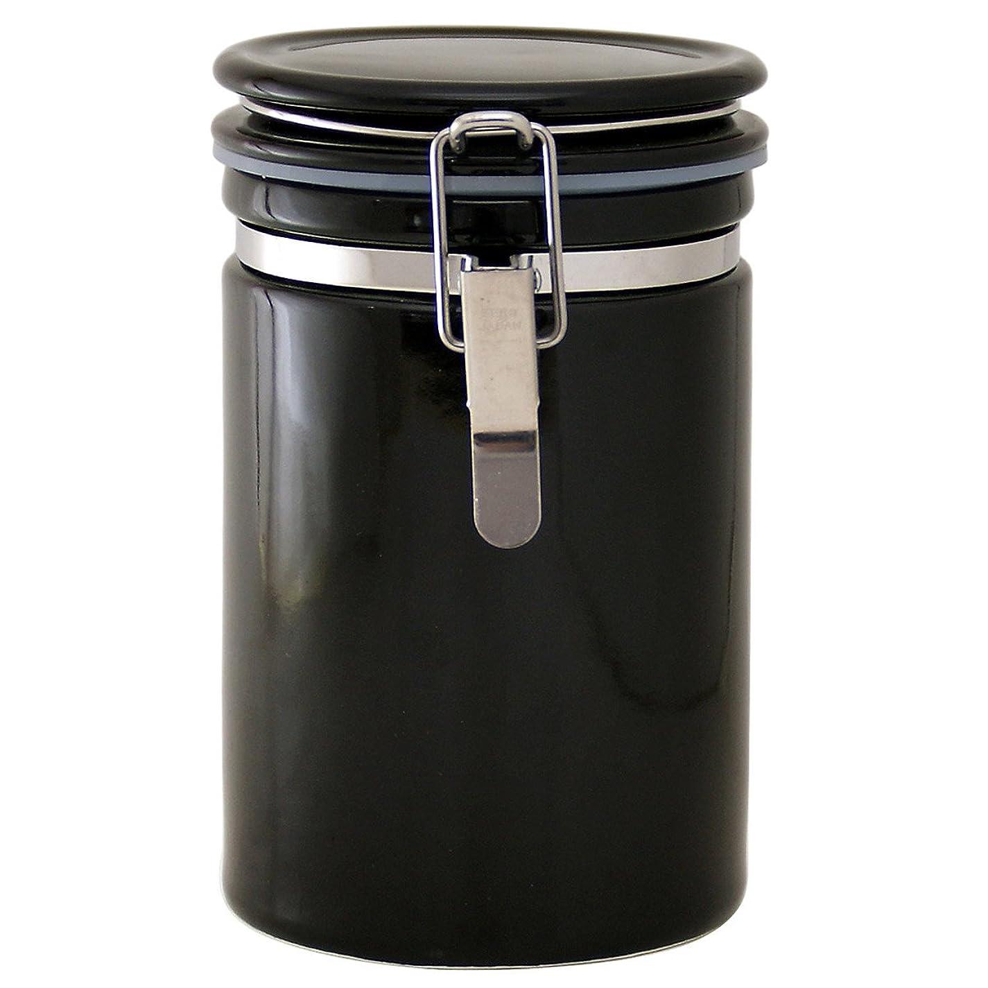 備品レーストライアスロンZEROJAPAN コーヒーキャニスター200 ブラック CO-200 BK