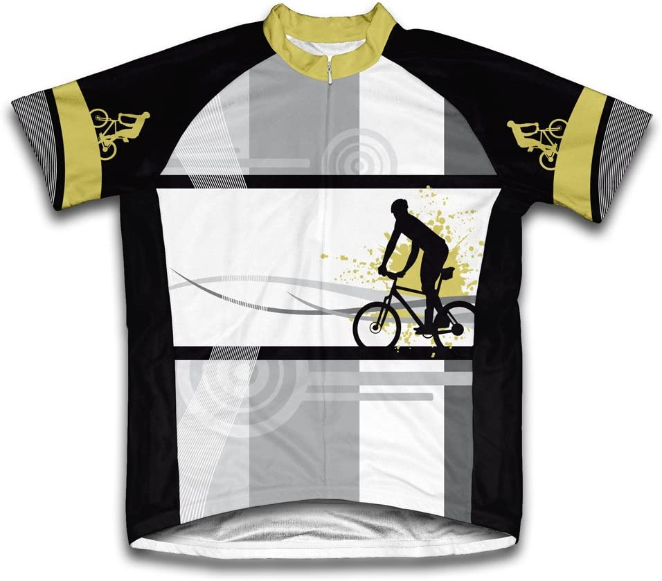 ScudoPro Biker Line Short Sleeve Detroit Mall for Jersey OFFicial shop Cycling Youth
