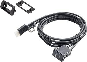 アルパイン(ALPINE) トヨタ車用 ビルトインUSB/HDMI接続ユニット KCU-Y62HU