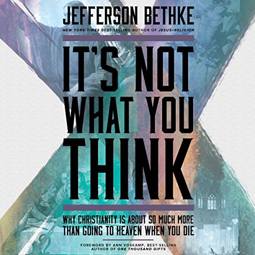 It's Not What You Think audiobook cover art