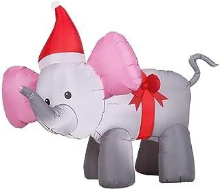 Best gemmy elephant outdoor christmas decoration Reviews