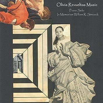 Olivia Revueltas Music. in Memoriam: William R. Simcock