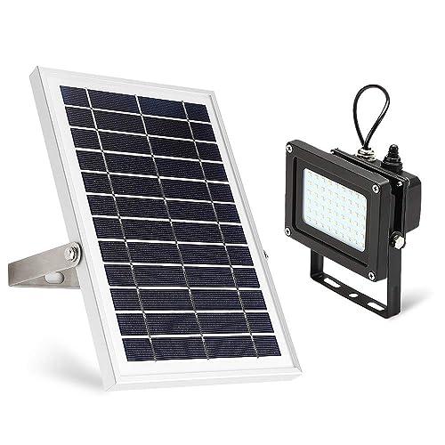 Bizlander 2 Pack  30 LED Solar Light for Outdoor Garden farm Boat Driveway Shed