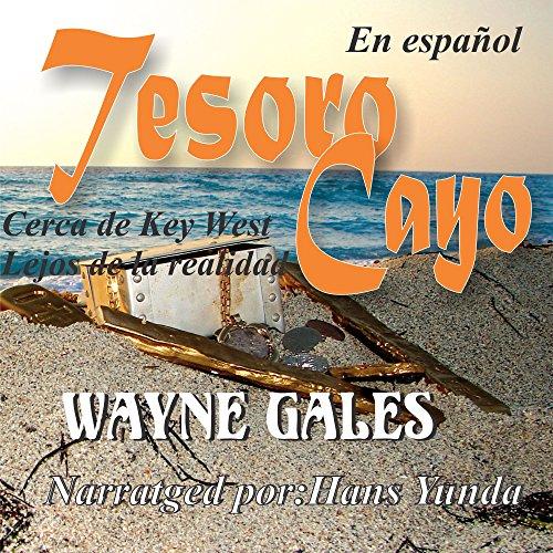Tesoro Cayo [Treasure Key] audiobook cover art