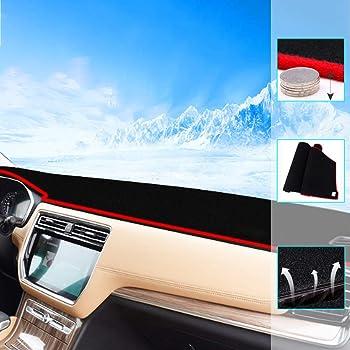 DashMat Original Dashboard Cover Lexus LS460//600h Premium Carpet, Black