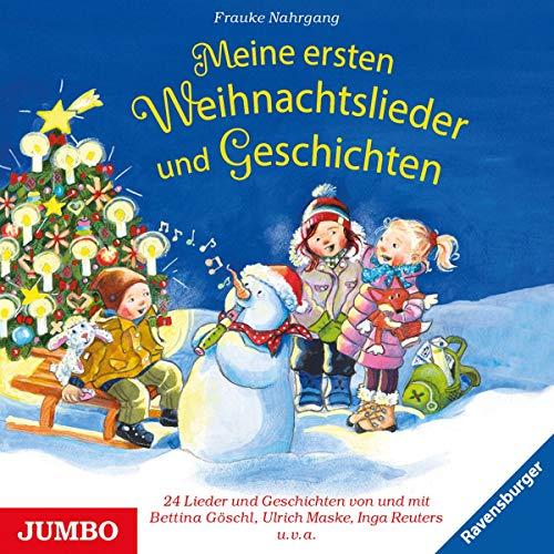 Meine ersten Weihnachtslieder und Geschichten Titelbild