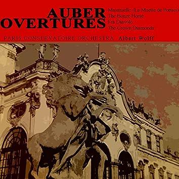 Auber: Overtures