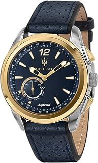 مازيراتي تراجواردو هايبرد ساعة ذكية R8851112002 للرجال