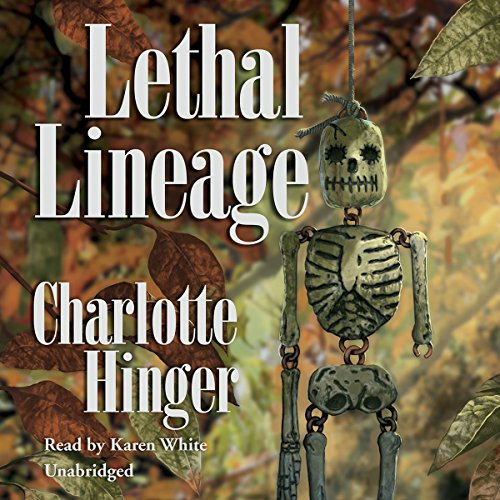 Lethal Lineage audiobook cover art