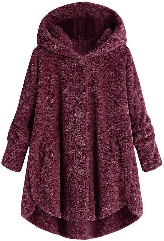 Franterd Women Autumn Winter Max 54% OFF Baggy Ears Long Christmas Slee Bargain Deer