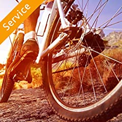 Assembling 1 customer-supplied bike Guidance on basic tuning and maintenance Safety ride to ensure function and performance Longer assembly times may result in additional service fees