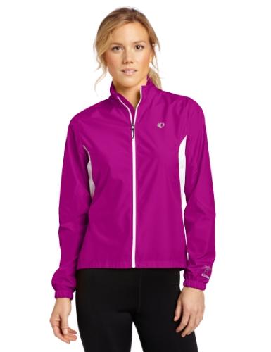 PEARL IZUMI Women's Select Barrier Jacket, Orchid, Medium