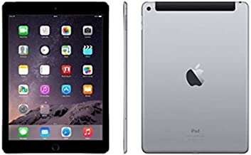 Apple Ipad Air 2 64GB Factory Unlocked (Space Gray, Wi-Fi...