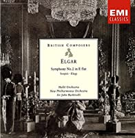 British Composers - Elgar: Symphony no 2, etc / Barbirolli