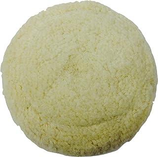 Almofada de corte de lã torcida 19 cm de diâmetro x 3,8 cm 100% 4 camadas (BFS-7503G)