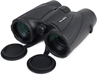 MIZAR 双眼鏡 5倍 25mm 口径 ダハプリズム式 広視界 ブラック SW-550