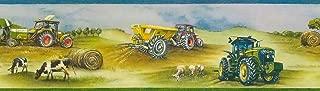 293302 - Kids & Teens II Tractors Farming Multicoloured Galerie Wallpaper Border