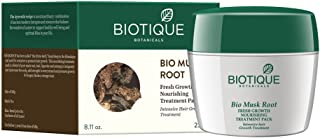 Biotique Bio Musk Root Fresh Growth Nourishing Treatment, 230g