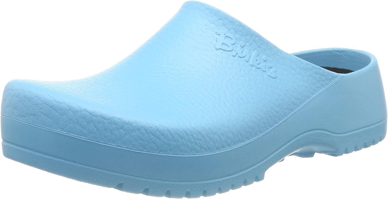 Damen Clogs, Clogs, Mehrfarbig (CIEL Blau FLOWER), 36 EU  Hol dir das neuste