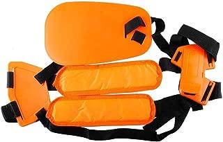 Podoy Trimmer Shoulder Strap, Mower Trimmer Harness Strap, Double Shoulder Nylon Belt for Brush Cutter or Gardenning (Comaptible with STIHL FS, KM Series String Trimmer) Replace 4119 710 9001