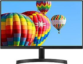 LG 24MK600M-B 24'' Full HD (1920 x 1080) IPS Display with 3-Side Virtually Borderless Design and Radeon FreeSync Technolog...
