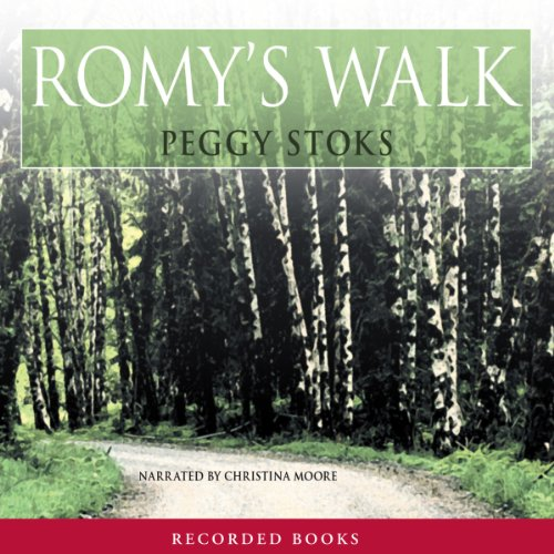 Romy's Walk audiobook cover art