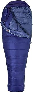 198 cm Dark Steel//Lakeside ideale per campeggio e il Trekking sacco a Pelo estivo leggero Marmot Ultra Elite 20 Long Mummia Extra Lungo Hombres