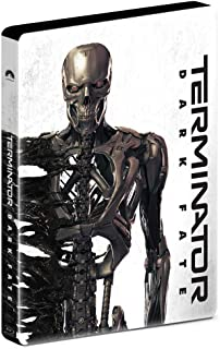 O Exterminador Do Futuro: Destino Sombrio [Blu-Ray Steelbook]