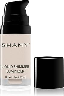 SHANY Paraben Free HD Liquid Shimmer Luminizer, Pure Joy
