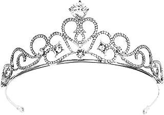 Diaod Accessori per Capelli da Sposa Corona Corona Corona Corona Corona da Sposa Corona da Sposa Accessori per Capelli dia...